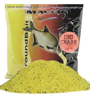 Maver Pastura Summer Crash 1kg