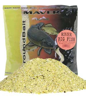 Maver Pastura River Big Fish 1kg