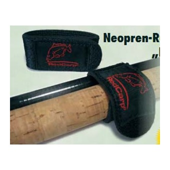 Red Carp Lega Canne In Neoprene Pz.2 Cm.14x21