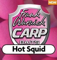 Frank Warwick Pop Up Hot Squid 20mm