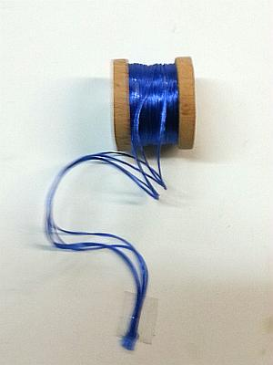 Seta Floss 4 Strand Blue 6yds