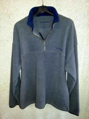 Scierra Quebec Fleece Grey L