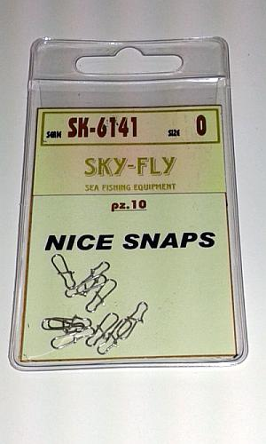 Sky Fly Nice Snap Pz. 10 Mis. 0 Made In Japan